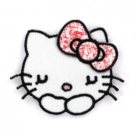 Thermo Hello Kitty Sleeping Pink