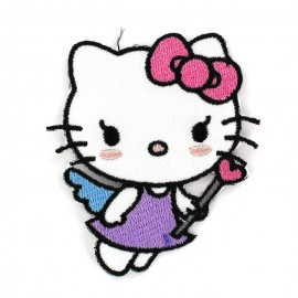 Thermo Hello Kitty Fairy Purple and Blue