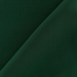 Chemisier Viscose Fabric - Fir Green x10cm