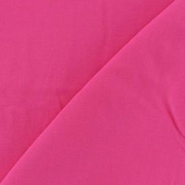 Chemisier Viscose Fabric - Fuchsia Pink x10cm