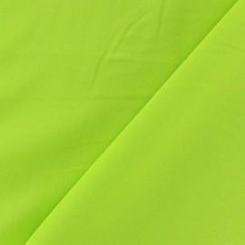 Chemisier Viscose Fabric - Lime Green x10cm