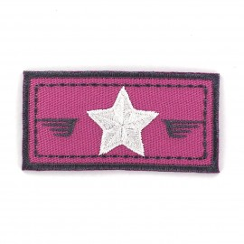 Thermo Blason Air force fond Rose
