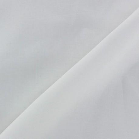 Chemisier Viscose Fabric - White x10cm