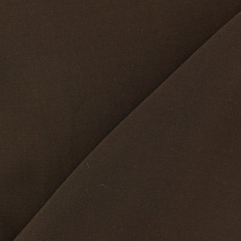Chemisier Viscose Fabric - Brown x10cm