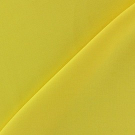 Chemisier Viscose Fabric - Yellow x10cm