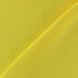 Tissu viscose chemisier marron x 10cm