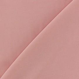 Tissu viscose chemisier jaune x 10cm