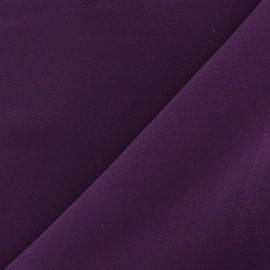 Chemisier Viscose Fabric - Purple x10cm