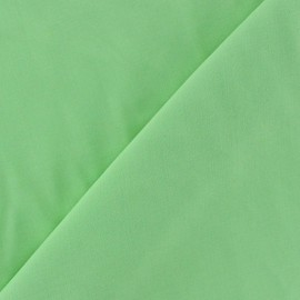 Tissu viscose chemisier violet x 10cm