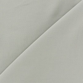 Chemisier Viscose Fabric - Grey x10cm