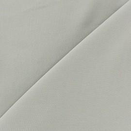 Tissu viscose chemisier gris x 10cm