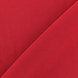 Chemisier Viscose Fabric - Bordeaux x10cm