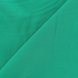 Tissu viscose chemisier menthe à l'eau x 10cm