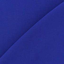 Tissu viscose chemisier navy x 10cm