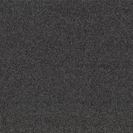Opaque crystal ? black / silver sequin x 10cm