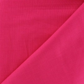 Cotton Fabric - bright pink x 10cm