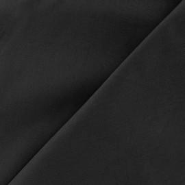 Tissu Coton uni - gris profond x 10cm