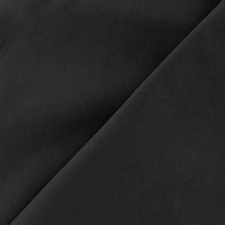 Tissu Coton uni gris perle x 10cm