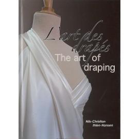 """Livre """"L'art des drapés"""""""