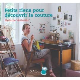 """Livre """"Petits riens pour découvrir la couture"""""""