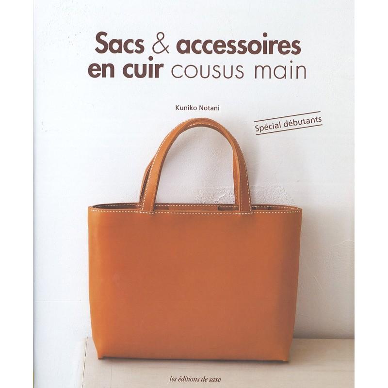 Accessoire Sac A Main Mercerie : Livre quot sacs accessoires en cuir cousus main ma petite