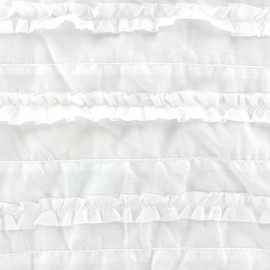 Tissu coton FrouFrou Style x 10cm