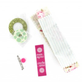 Brooch Kit - pastel-colored
