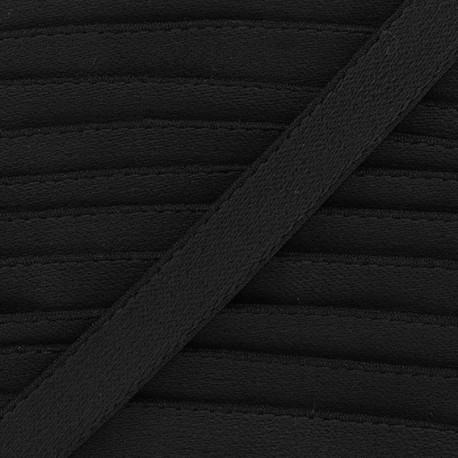 Stretch lingerie elastic 10mm - black