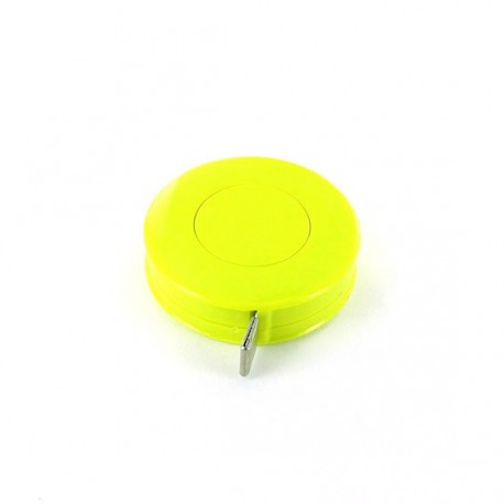 Retractable measure tape - lime