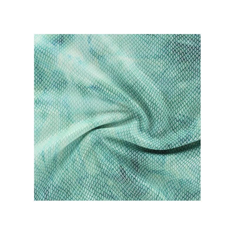 Tissu lycra tissu tie and dye cailles vert mpm - Tie and dye tissu ...