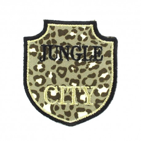 Thermocollant Jungle city