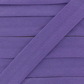 Multi-purpose-fabric Bias binding 20mm - amethyst