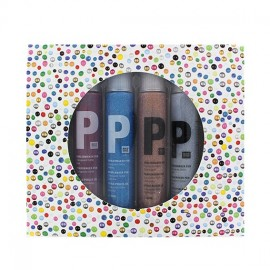 "Pearlmaker pen set of 6 felt-pens 3D ""Glitter"" - multicolored"