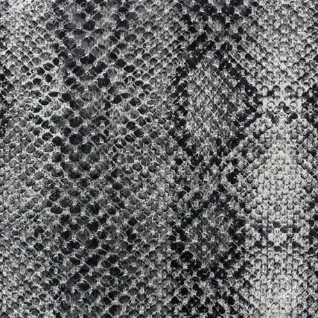 Tissu Reptile beige x 10cm