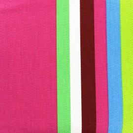 Tissu coton Sebastian Multicolor x 10cm