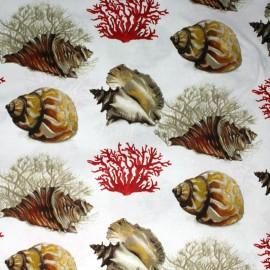 Tissu toile Buccin Naturel x 30,5 cm