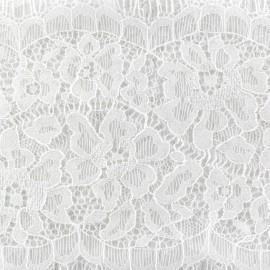 Ruban dentelle Angélina blanc x 50cm