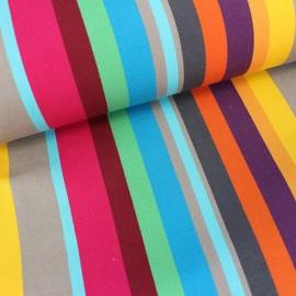 Fabric toile transat Playa Caracas fuchsia (43cm) x 10cm
