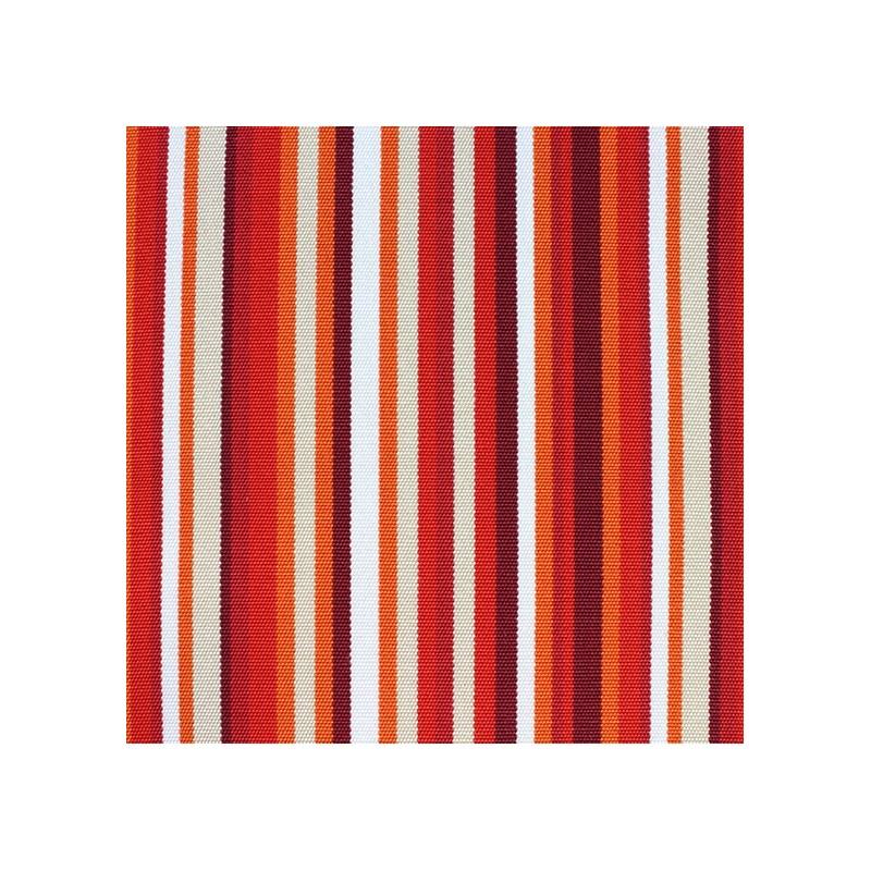 tissu toile transat playa multi rouge 43cm x 10cm ma. Black Bedroom Furniture Sets. Home Design Ideas