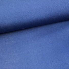 Tissu toile transat Playa uni Bleu navy (43cm) x 10cm