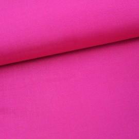 Tissu toile transat Playa uni Fuchsia x 10cm