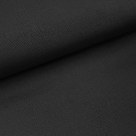 Tissu toile transat Playa noir (43cm) x 10cm