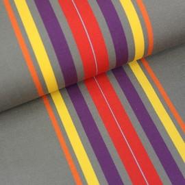 Tissu toile transat Playa Cap Ferret rouge (43cm) x 10cm