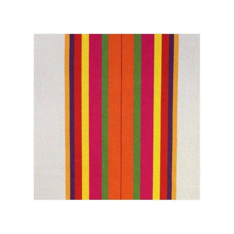tissu toile transat playa cap ferret orange 43cm x 10cm. Black Bedroom Furniture Sets. Home Design Ideas