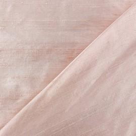 Tissu soie sauvage écru x 10cm