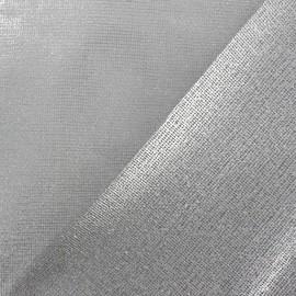 Tarlatan - silver x 10cm