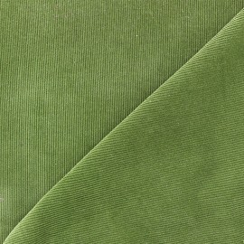 Milleraies velvet fabric - moss 300gr/ml x10cm