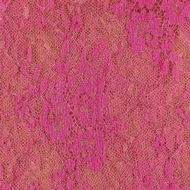 Lace of Calais® Fabric - Fuchsia x 10cm