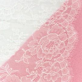 Lace of Calais® Fabric - Light Ivory x 10cm