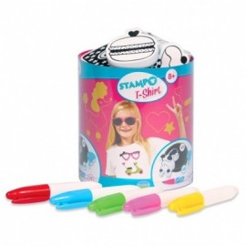 Tampon Stampo T-shirt - Starlette